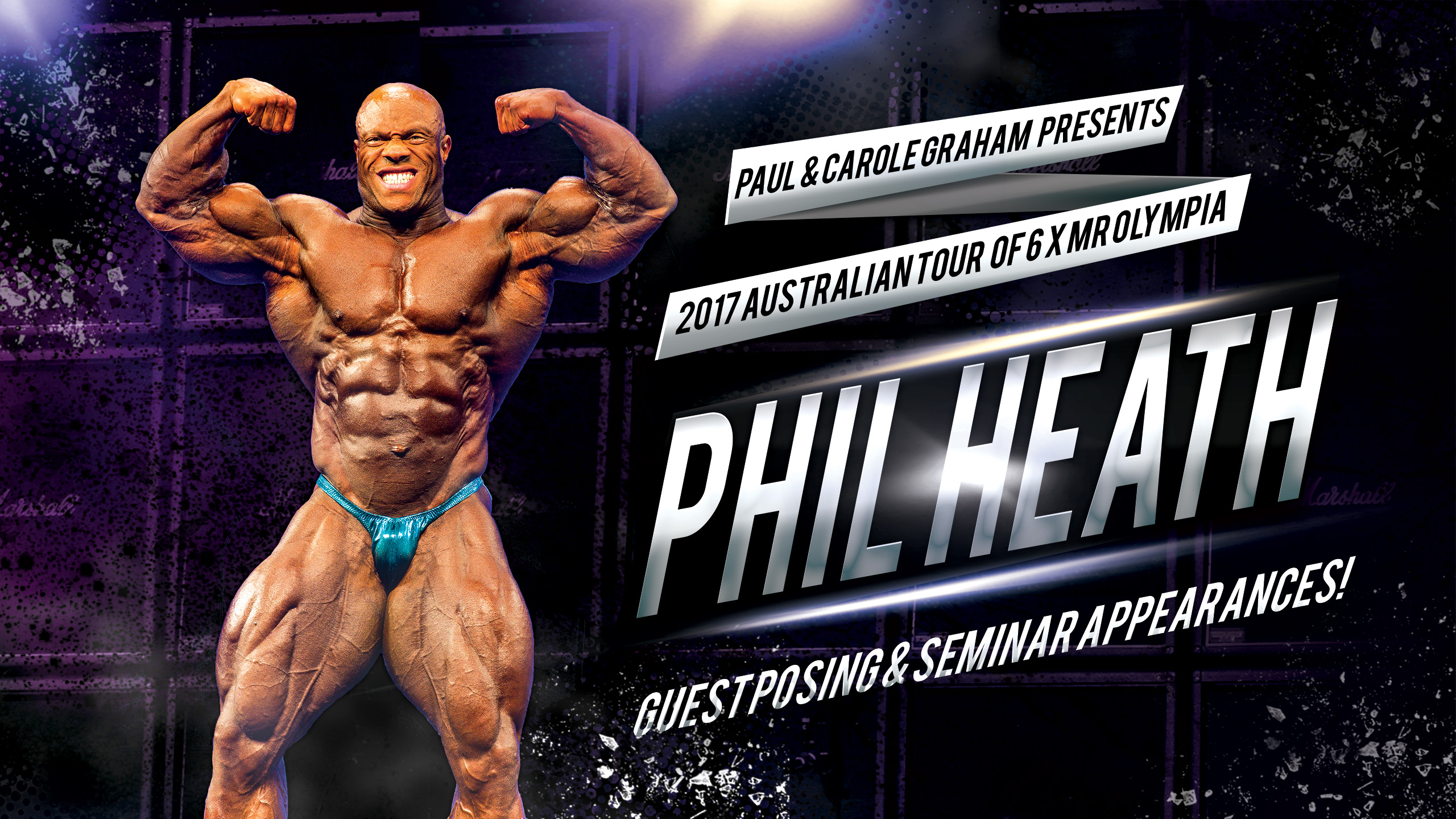 Phil Heath Tour